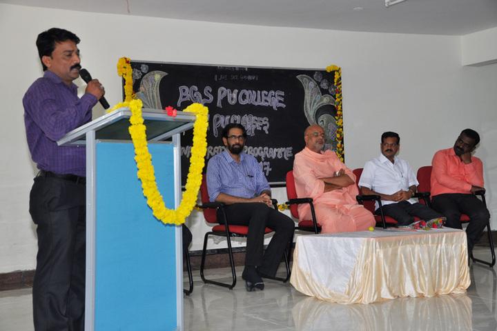 BGS Pre-University College-Event