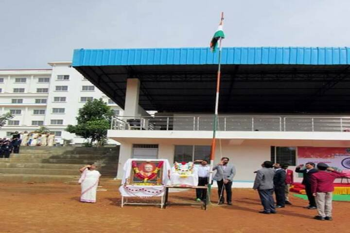 BGS Pre-University College-Independence Day