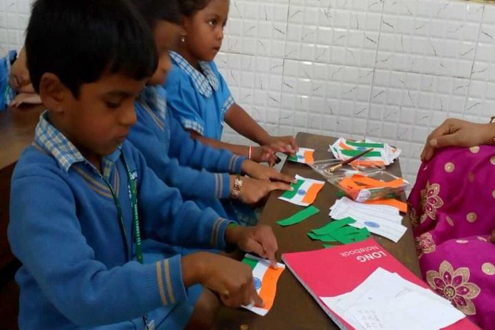 UAS And VC Pre-University College-Children day