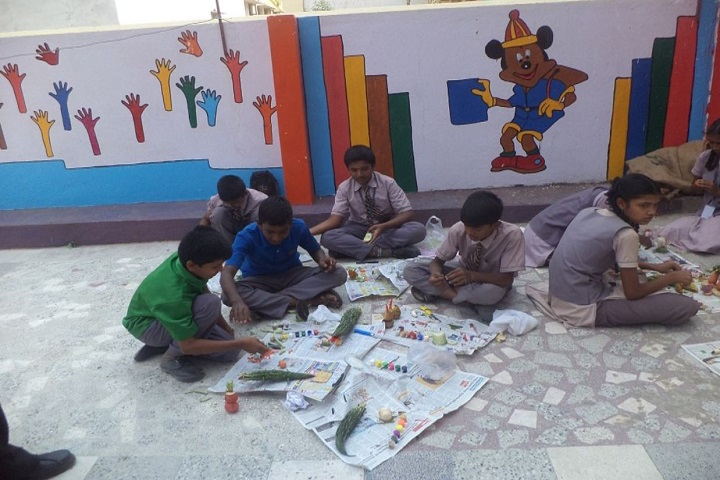 Rashtriya Navodaya Vidya Kendra-Art and Craft