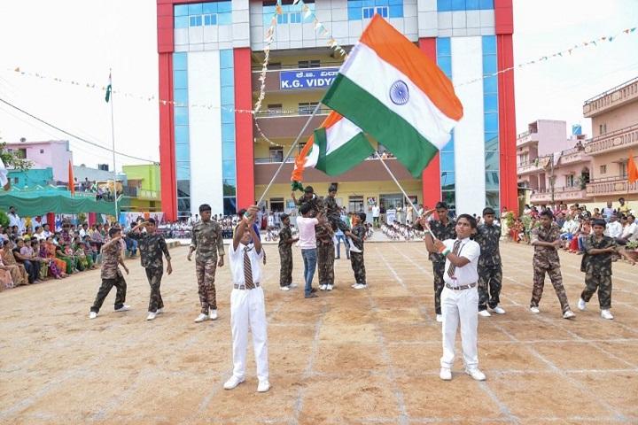 Rashtriya Navodaya Vidya Kendra-Independence Day