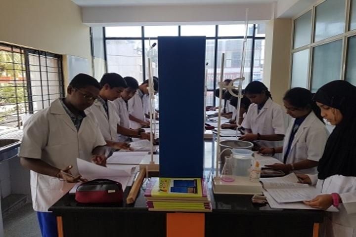Ascent Pre-University College-Chemistry Lab
