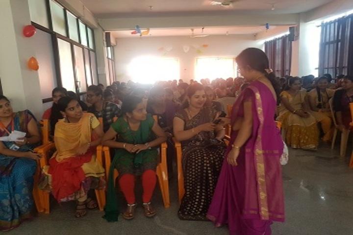Ascent Pre-University College-Seminar Hall