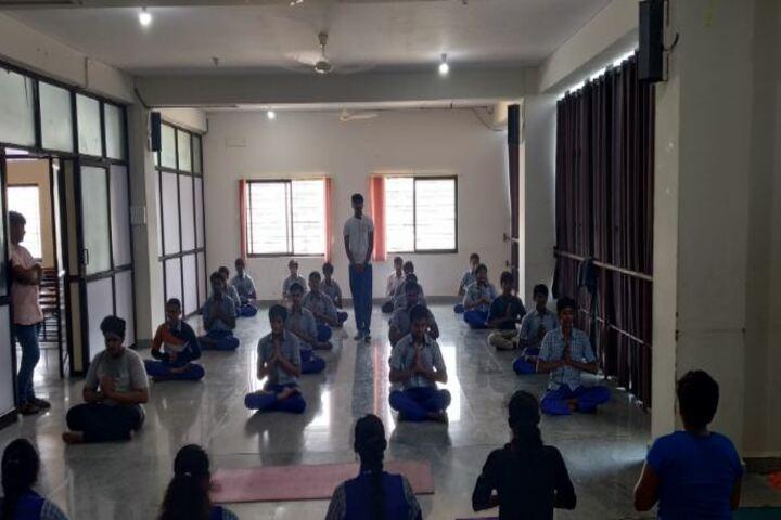 Ascent Pre-University College-Yoga