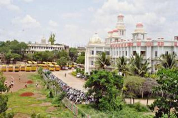 Sharnbasveshwar Residential Pre-University College-Campus Overview
