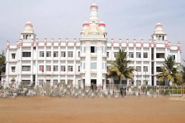 Sharnbasveshwar Residential Pre-University College-Campus