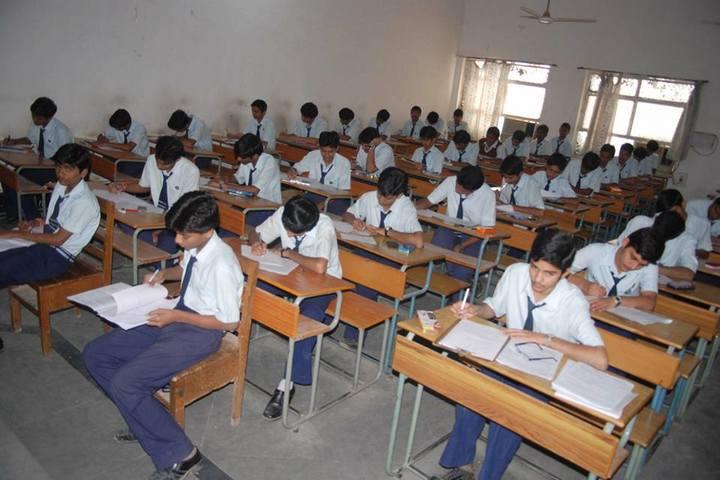 Sharnbasveshwar Residential Pre-University College-Classroom