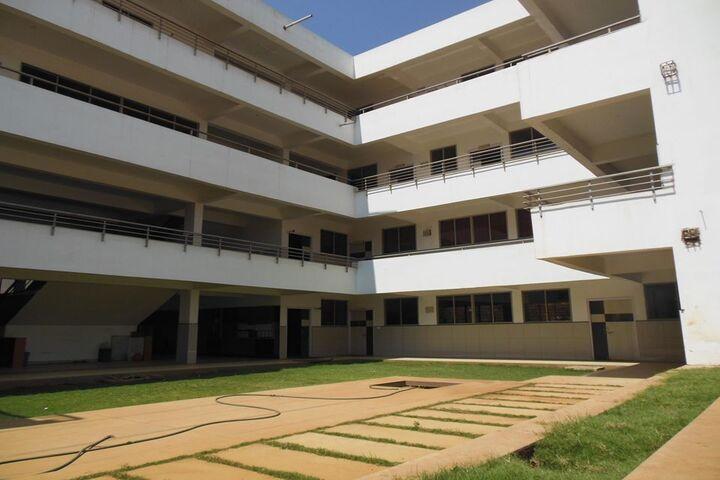 KLES Prerana Pre-University College-Campus
