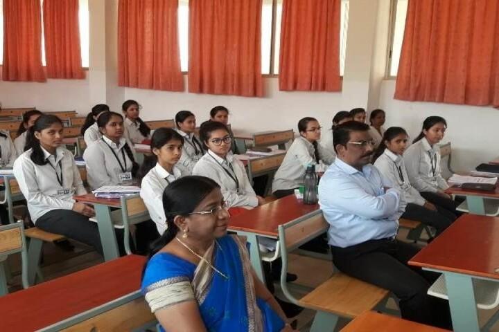 KLES Prerana Pre-University College-Classroom