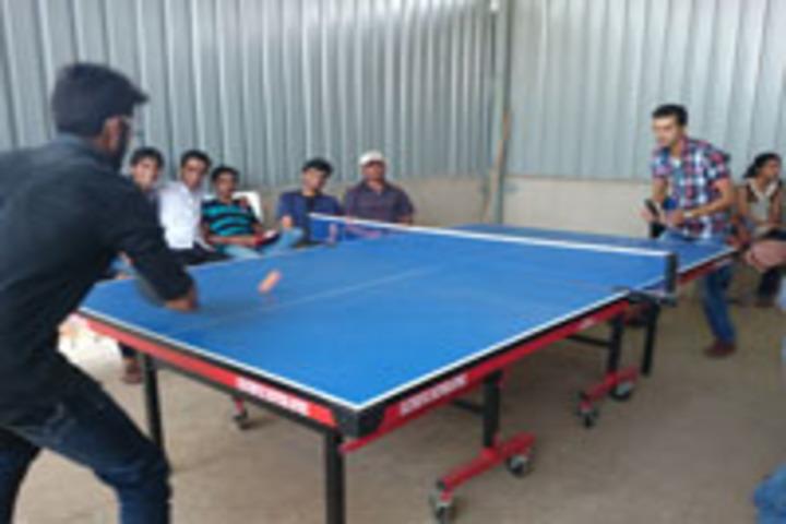 Jain Pre-University College-Indoor Sports