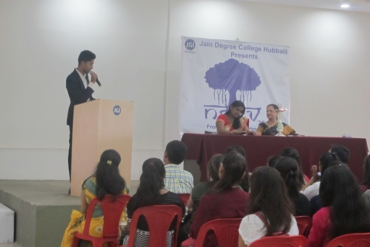 Jain Pre-University College-Orientation Program