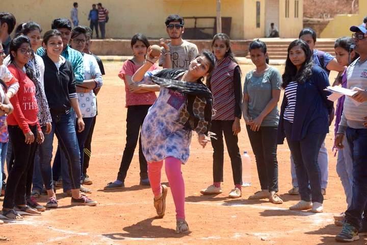 Jain Pre-University College-Sports Day