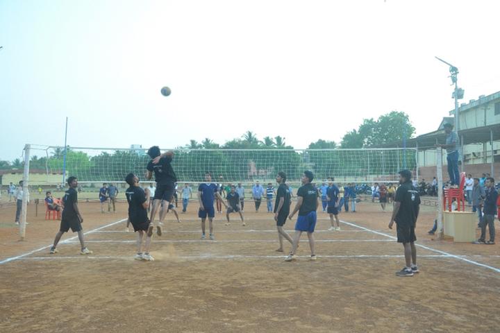 Jain Pre-University College-Volley Ball Tournament