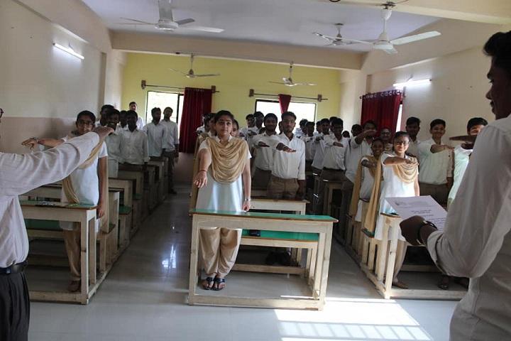 Gurukul Pre University College-Classroom View
