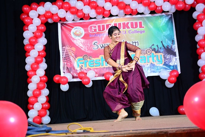 Gurukul Pre University College-Dance
