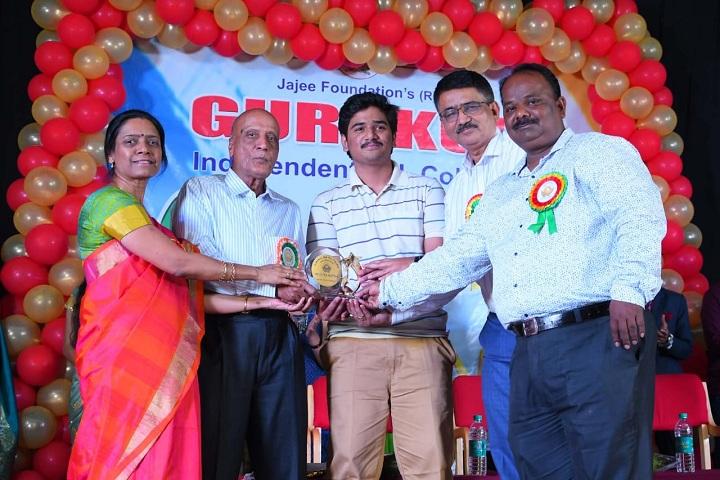 Gurukul Pre University College-Prize