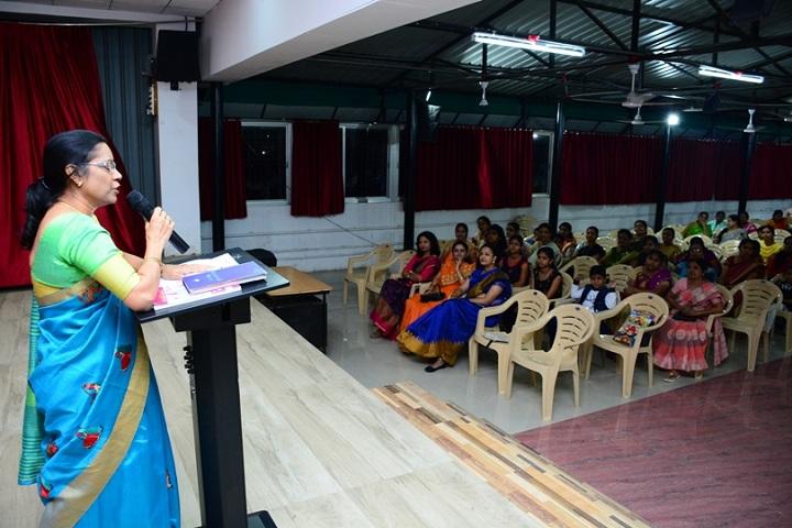Gurukul Pre University College-Speech