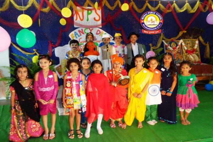 Neeraj Public School-fancy dress