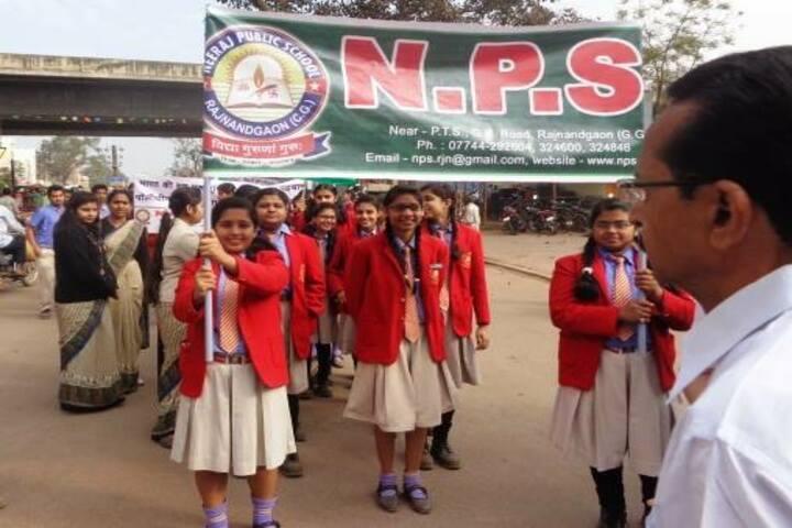 Neeraj Public School-rally