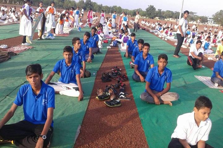 St Xaviers Pre University College-Yoga