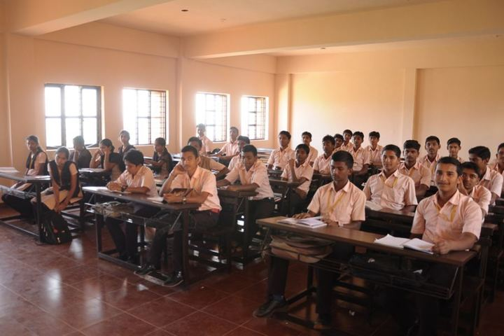 KSSS Pre-University Science and Commerce College-Classroom