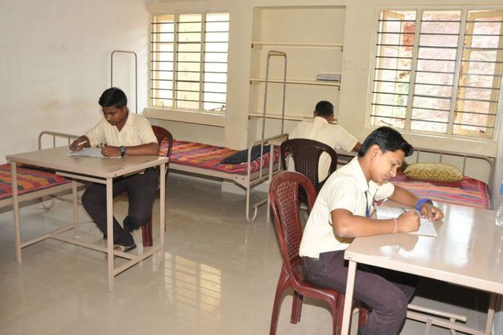 KSSS Pre-University Science and Commerce College-Hostel