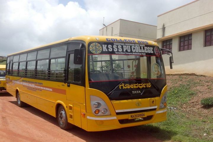 KSSS Pre-University Science and Commerce College-Transport