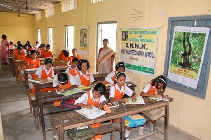 Dinanath Nabakishore Girls High School-Classroom
