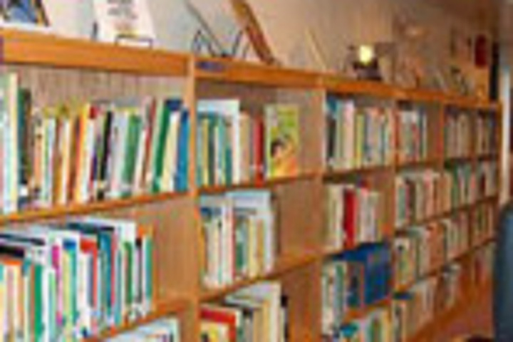 Dinanath Nabakishore Girls High School-Library