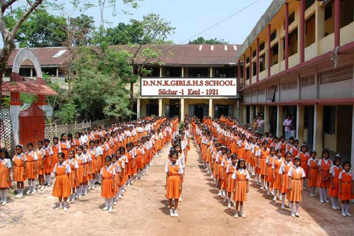Dinanath Nabakishore Girls High School-Prayer