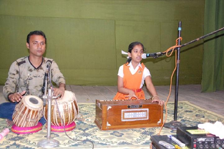 Dinanath Nabakishore Girls High School-Singing