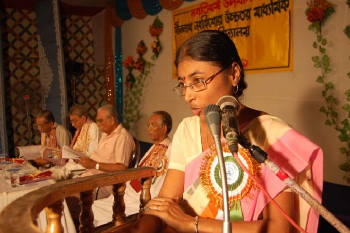Dinanath Nabakishore Girls High School-Speech