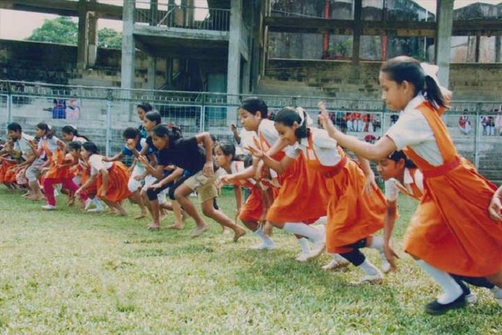 Dinanath Nabakishore Girls High School-Sports
