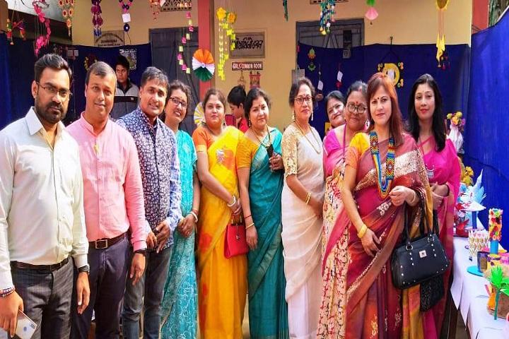 Dinanath Nabakishore Girls High School-Staff