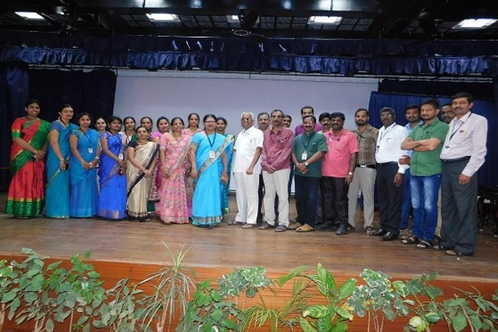 J S S Pre University College for Women-Group Photo