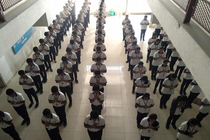 KPS Pre University College-Prayer