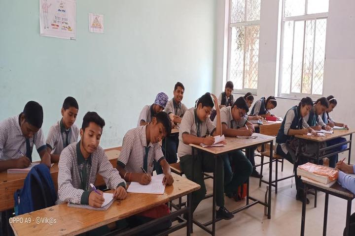 New Delhi Public School-Classroom