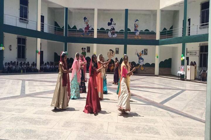 New Delhi Public School-Cultural Day