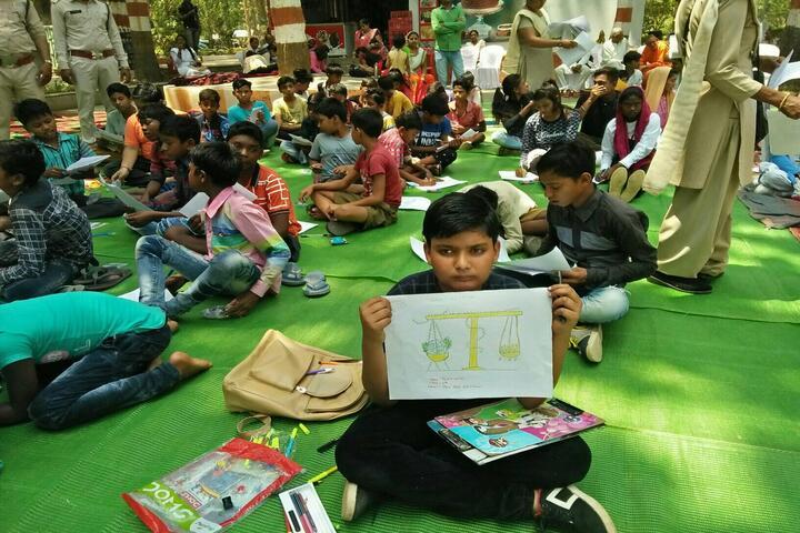 New Delhi Public School-Drawing