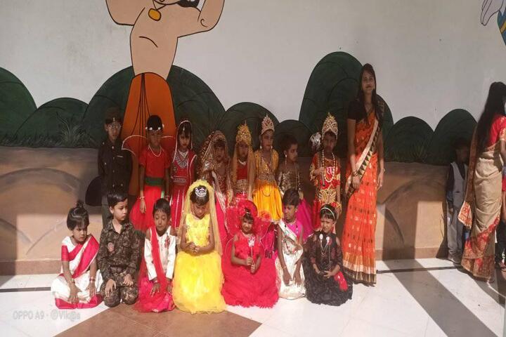 New Delhi Public School-Festival Celebration