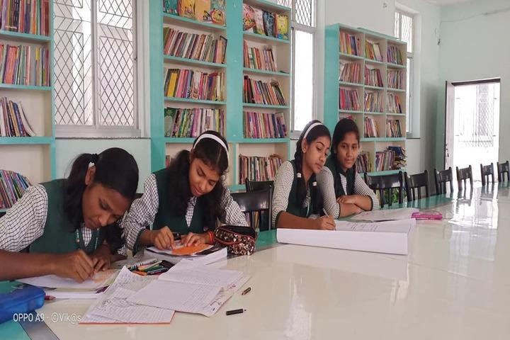 New Delhi Public School-Library