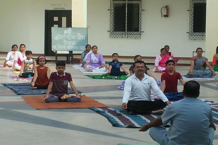New Delhi Public School-Yoga