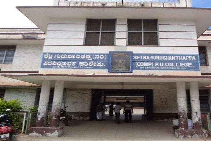Setru Gurushanthappa Composite Pre-University College-Campus View