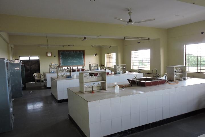 Al Sharay Girls Pre University College-Chemistry Laboratory