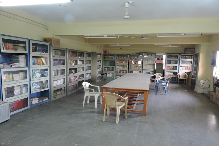 Al Sharay Girls Pre University College-Library View