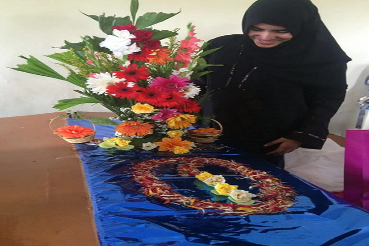 Al Sharay Girls Pre University College-Events