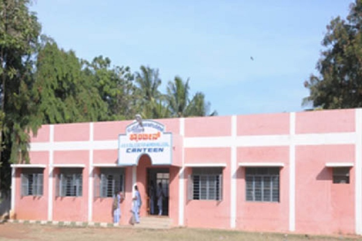 Jagadguru Sri Shivarathreeshwara Girls Pre University College-Cafeteria
