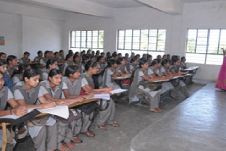 Jagadguru Sri Shivarathreeshwara Girls Pre University College-Classroom