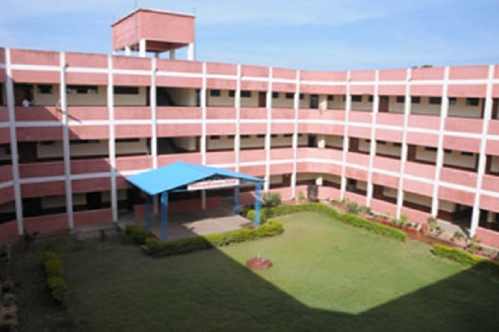 Jagadguru Sri Shivarathreeshwara Girls Pre University College-College Building