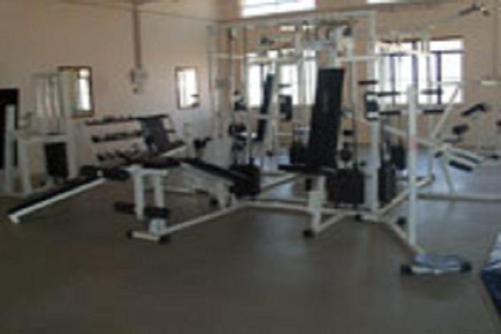 Karnatak Law Societys Pre University College-Gymnasium